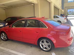 Audi 4 2005 titulo limpio 120987 millas placas asta el 2021 for Sale in Gilroy, CA