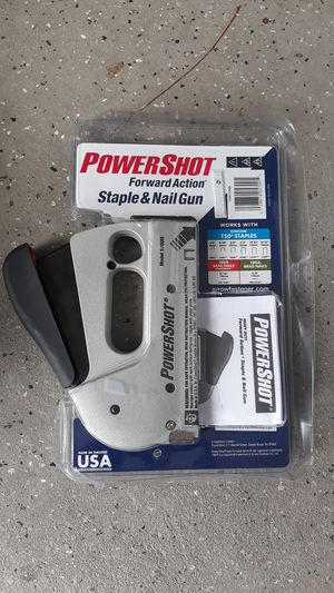 Staple n nail gun for Sale in Orlando, FL