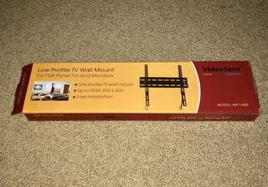 TV wall mount up to 60in for Sale in Missoula, MT
