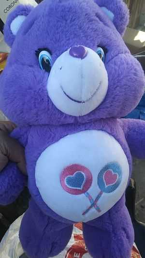 Care bear stuffed bear for Sale in Oceanside, CA