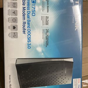 AC 1750 Wireless Dual Band Docsis 3.0 for Sale in Riverside, CA