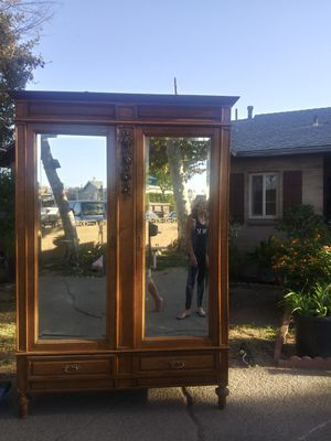 Antique armoire for Sale in Montclair, CA