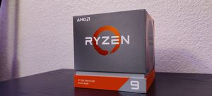 Ryzen 3900X. Sealed box. for Sale in Riverside, CA