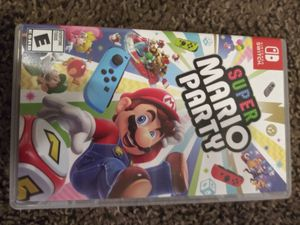 Super Mario party for Sale in Arvada, CO