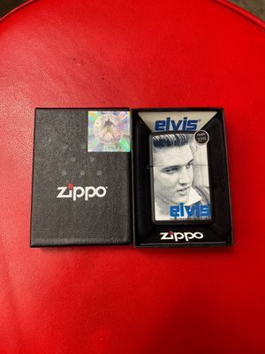 Elvis Zippo Lighter for Sale in North Las Vegas, NV