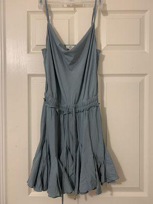 Women's Entro blue-grey dress size S for Sale in Houston, TX