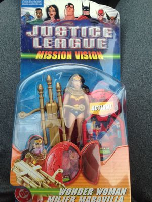 "Justice League ""Mission Vision"" Wonder Woman for Sale in Austin, TX"