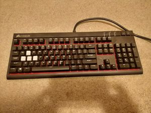 Corsair strafe keyboard for Sale in Mountain View, CA