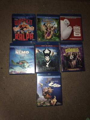 Blue Ray + DVD Movies for Sale in Moreno Valley, CA