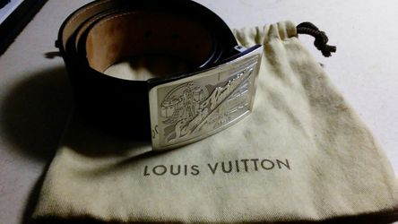 Louis Vuitton belt size 32 for Sale in Oklahoma City,  OK