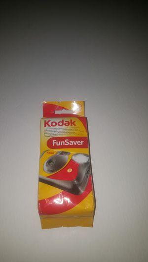 Kodak funsaver single use 35mm camera for Sale in Dawson, GA
