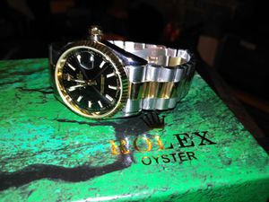 38 mm designer automatic watch.. Geneve band for Sale in Concord, CA