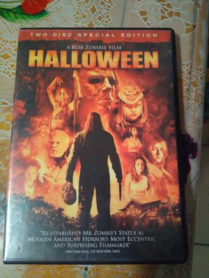 Rob zombie Halloween DVD for Sale in Los Angeles, CA