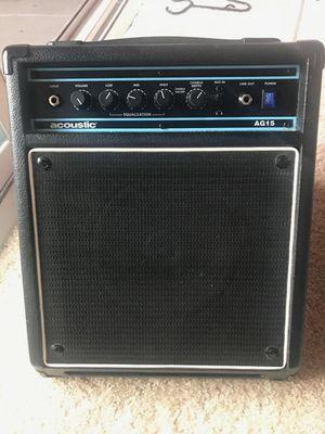 Guitar Acoustic Amplifier for Sale in Santa Ana, CA