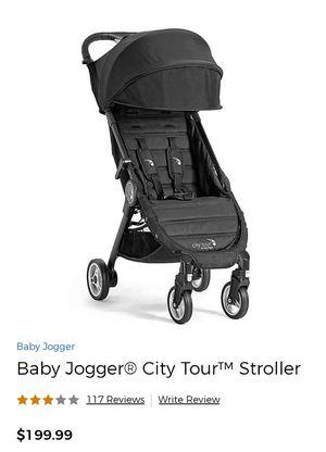 Baby Jogger City Tour Stroller for Sale in San Bernardino, CA