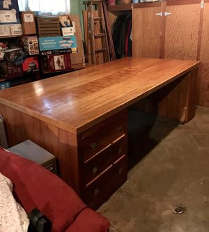 "Large Table (97.5""L x 49.5W x 42.5""H) for Sale in Huntsville, AL"