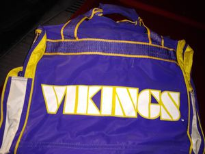 NFL DUFFLE BAG for Sale in Chicago, IL