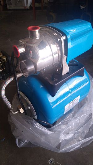 Central machinery shallow well pump for Sale in Palm Bay, FL
