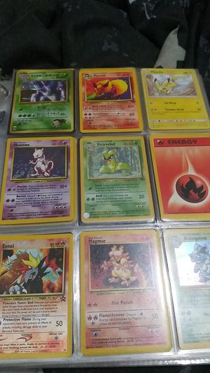 Pokemon Collection prices from 25$ and up for Sale in Homestead, FL