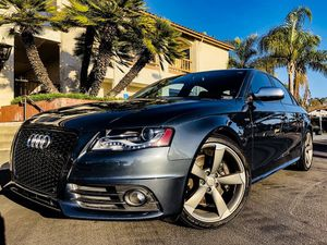 2011 Audi S4 3.0....Navy Fed....Not Parts for Sale in San Diego, CA