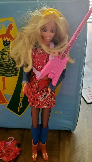 1966s Rocker Barbie with Clothes and Case for Sale in Las Vegas, NV