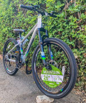 New 26 inch mountain bike dual disc brakes for Sale in Norwalk, CA