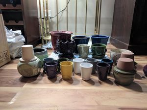 Garden pots and pottery for Sale in Clifton, VA