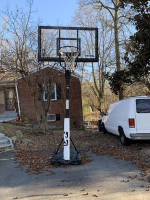 Sparlding basketball hoop for Sale in Fort Washington, MD