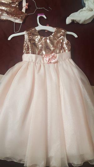 3t flower girl dress for Sale in Austin, TX