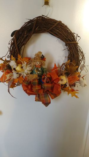 Fall Wreath for Sale in Knoxville, TN