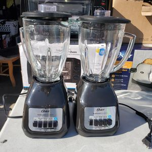 Oster Blender $15 NO BOX for Sale in Moreno Valley, CA