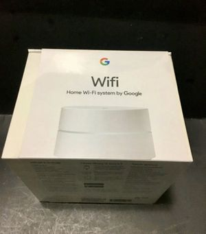 Brand new Google Wifi Home System Google Router for Sale in San Francisco, CA