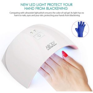 Used, 24W UV LED Nail Dryer for Sale for sale  New York, NY