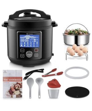 12-in-1 Electric Pressure Cooker Instant Programmable Pot for Sale in Lake Elsinore, CA
