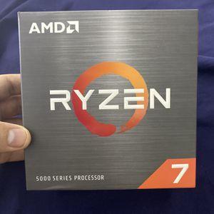 AMD Ryzen 7 5800X 8-core, 16-Thread Unlocked Desktop Processor for Sale in Grand Prairie, TX