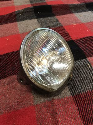Suzuki/chopper motorcycle headlight for Sale in Los Angeles, CA