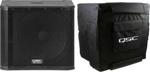 Used, QSC KW181 ACTIVE SUB COVER BUNDLE for Sale for sale  Bronx, NY