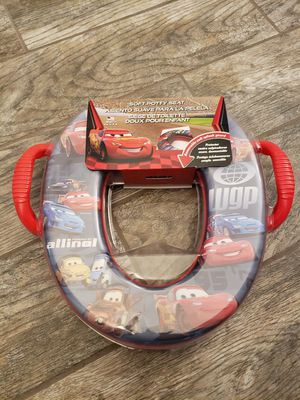 Disney Cars Soft Potty Seat for Sale in Palmdale, CA