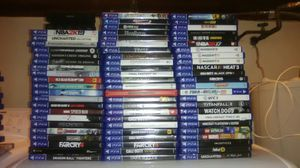 PlayStation 4 games for sale. for Sale in Newburgh, IN