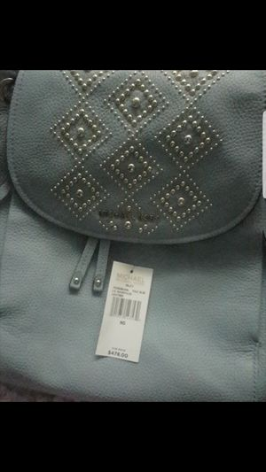 Michael Kors Backpack purse for Sale in Lynn, MA