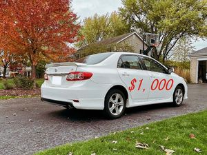 ⛔️Price$1000 2012 Toyota Corolla One Owner⛔️ for Sale in Westminster, CA