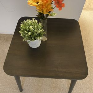 Square End Table Set Of 2 for Sale in San Jose, CA