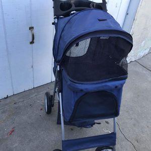 BLUE DOG STROLLER for Sale in Torrance, CA