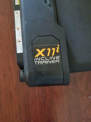 Nordic Trac X11i Incline Trainer Treadmill for Sale in Sterling, VA