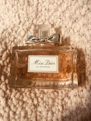 Miss Dior 100 mil Perfume for Sale in Houston, TX