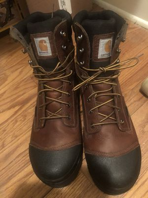 CAT work boots with composite toes for Sale in Los Angeles, CA