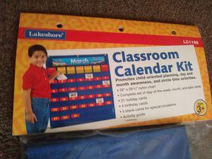 New classroom calendar kit..make AN OFFER for Sale in Huntington Park, CA