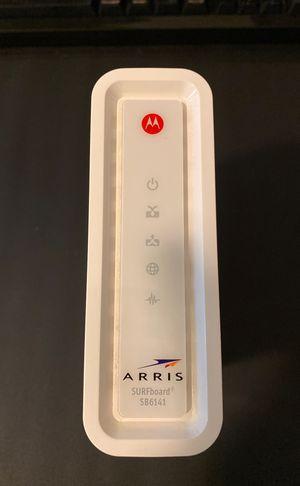 Motorola Surfboard SB6141 modem for Sale in Santa Clara, CA