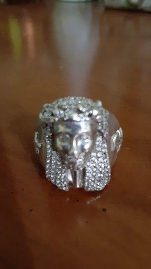 Sterling Silver 925 Jesus Ring for Sale in Tampa, FL