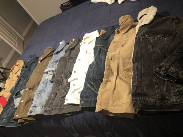 Levi's Denim Trucker Jackets